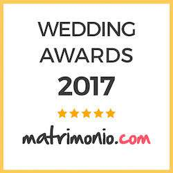 PatchWedding, vincitore Wedding Awards 2017 matrimonio.com