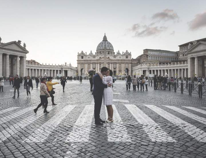 ROMA WEDDING TOUR