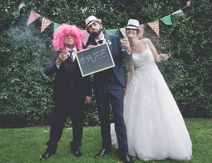Photo Booth di matrimonio: come far divertire gli ospiti!